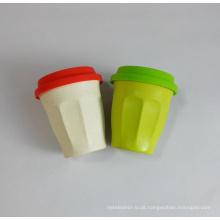 (BC-C1032) Copo de café de bambu novo da fibra do projeto