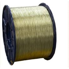 Alto elasticidade do fio de aço 3 * 4 * 0.22 para pneu Radial Ts16949