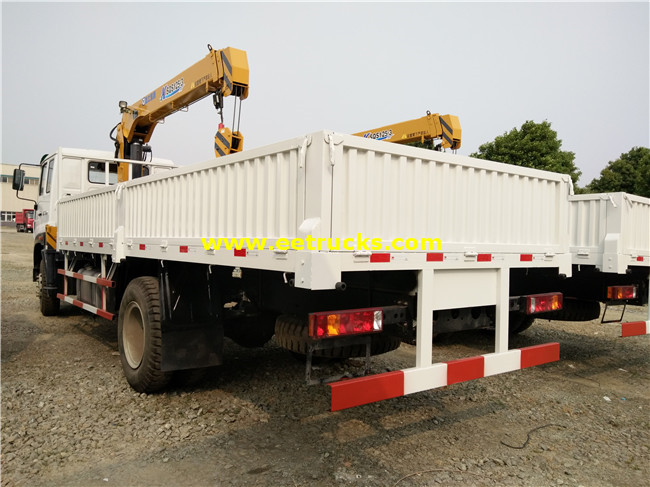 2 Ton Vehicle Mounted Cranes