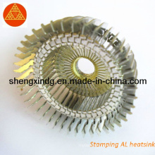 Stamping LED Aluminium Housing Shell Cup (SX025)