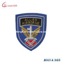 Pin de solapa de ejército militar bordado parche