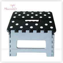 29*22*22cm Sturdy Plastic Mixed Color Foldable Stool