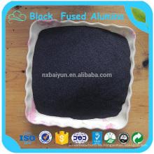 Precio competitivo de la fuente del fabricante de China negro fundido alúmina
