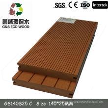 Деревянная пластиковая палубная доска