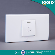 American Standard Igoto A1091 White Color 118*75mm Bell Push Switch