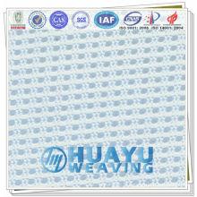 1835 100% Polyester tissu de maille respirante haute qualité pour chaussures
