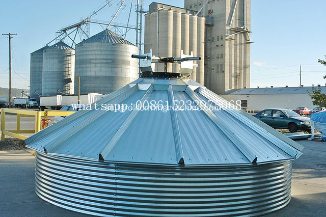 Grain Storage Roof Systems maskin