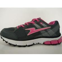 Zapatillas de deporte al aire libre de las señoras del calzado de la marca de fábrica
