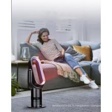 Liangshifu Unité de chauffage à air chaud intelligente de forme ovale 10 pouces