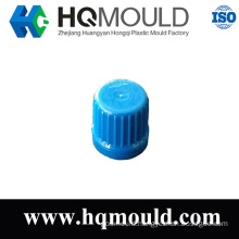 Automatic Unscewing Plastic Cap Injection Mold