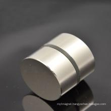 Custom Disk NdFeB Neodymium Magnet of Competitive Price