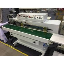 Непрерывный вакуумный и газовый уплотнитель ленты с печатью кода ленты