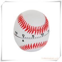 Baseball Shaped Timer for Promotion/Promotional Gift
