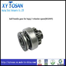 Half Bendix Gear for Bajaj3w4s (B32005) Spare Parts (varroc CNG)