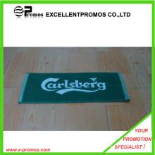 Jacquard toalla de la barra Logo personalizadas toalla de publicidad (EP-T7201)