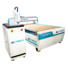 CCD Camera Automatic Edge Searching Cutter Router Machine