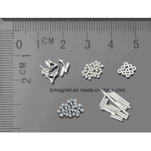 Micro Magnets Used in Medical Apparatus and Instruments