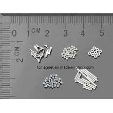 Micro Ímãs Usados em Aparelhos Médicos e Instrumentos