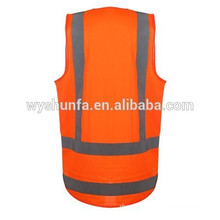 Day and Night use,safety vests with 3M reflective tapes ,High visibility vests working equipments
