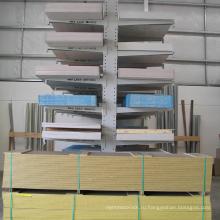 Покрынная порошком Регулируемая хранения пакгауза сверхмощный консольный шкаф/сверхмощный шкаф хранения древесины
