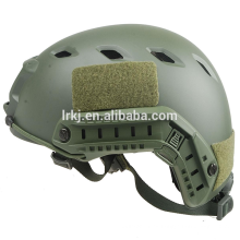 Casco a prueba de balas del ejército militar Kevlar NIJ III