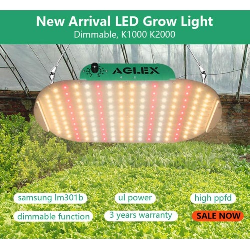 Éclairage de ferme vertical LED Grow Light 1000 Watt