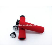 Poignée de bicyclette poignée / poignées de bicyclette / poignée + bague de verrouillage pièces de vélo