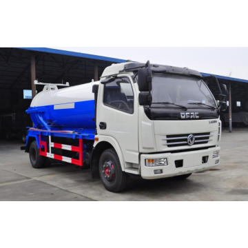 Dongfeng 10m3 Suction Sewage Truck