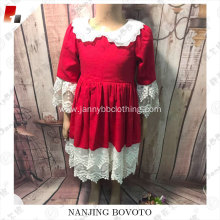 well dressed wolf remake Christmas toddler dress
