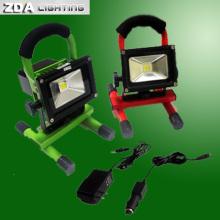 Luz de inundação portátil do diodo emissor de luz 10W / 20W / 30W, luz de inundação recarregável do diodo emissor de luz (10W / 20W / 30W)