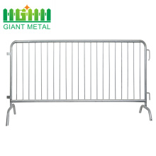 Crowd Control Barrier or Temporary Barricade Fence