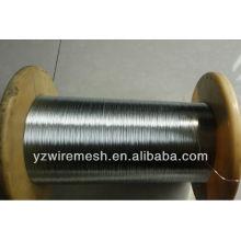 0,24 mm 0,25 mm feuerverzinkter Draht für Kabel
