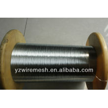0.24mm 0.25mm hot dipped galvanised wire for cable
