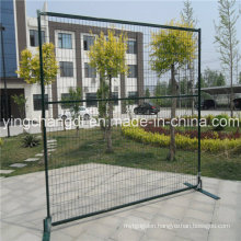 Wholesale Alibaba Powder Coated Canada Temporary Fence, Cheap Temporary Fence