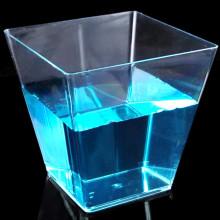 Vajilla Copa de plástico Kova Copa de postre 8 oz de grado alimenticio