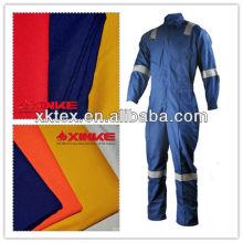 Ropa de trabajo Aramid FR + AS 210g para ropa safty