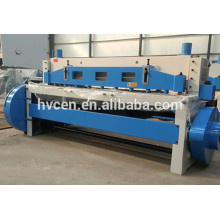 Máquina de corte de acero inoxidable q11-4x2500