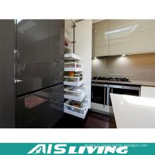 Meubles UV modernes d'armoires de cuisine de forces de défense principale (AIS-K300)