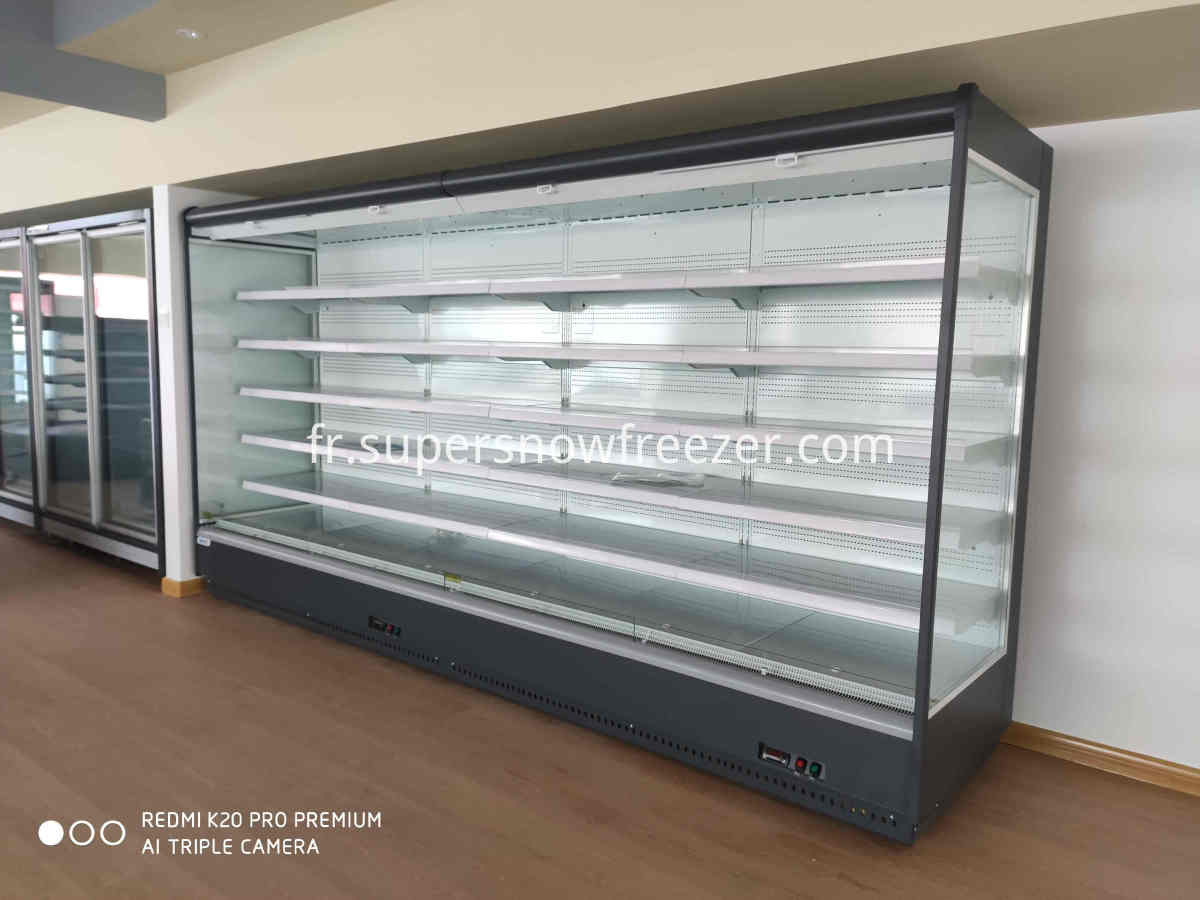 Multideck open cooler