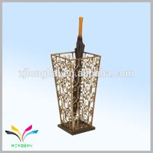 Бытовой дешевый металлический держатель сетки мокрый зонтик
