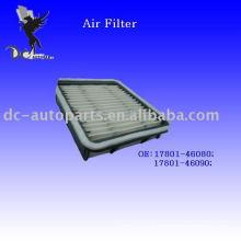 Filtro de ar não tecido da unidade do transporte de ar de Lexus