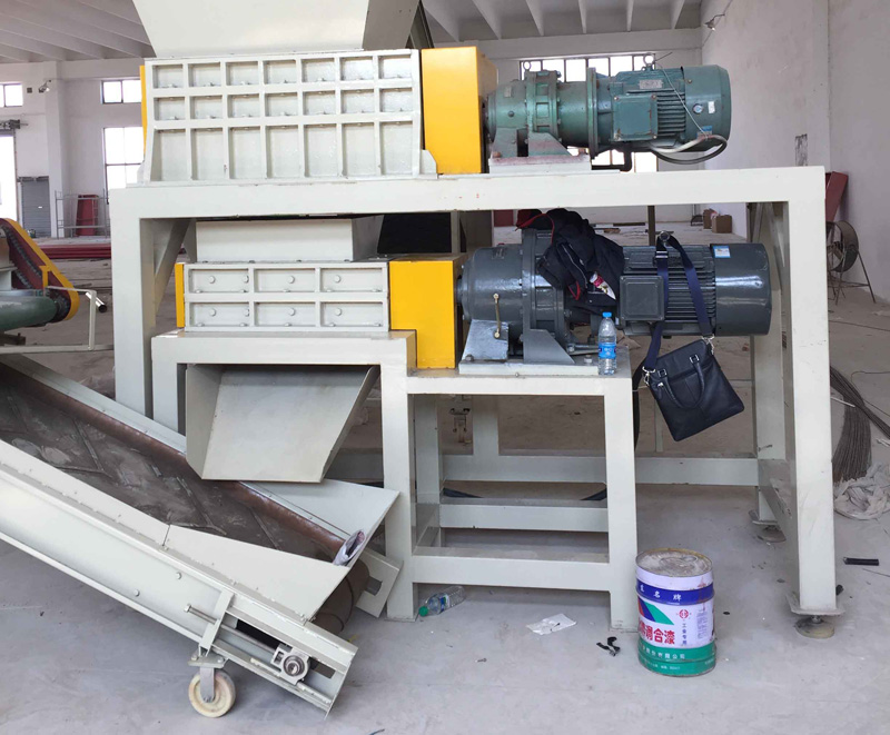 pcb waste recycling equipment