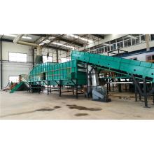 equipos de clasificación de residuos, clasificación de residuos municipales, clasificación de residuos de China