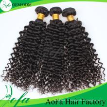 Лучший Мода Волнистые, Дешевые Перуанский Человеческих Волос