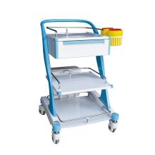 Chariot d'anesthésie médicale d'hôpital