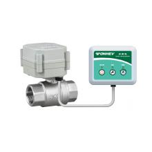 Motorisiertes Wasser-Leck-Schutzventil (T20-S2-A)