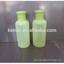 Creme corporal Garrafa de plástico com cabeça de pulverização