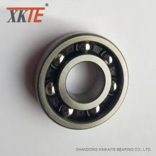 Polyamide+66+Gf30+Bearing+6205+C3+For+Conveyor+Idler