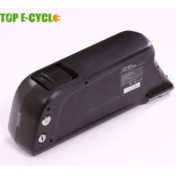 36v 10ah vélo électrique bouteille d'eau li ion batterie
