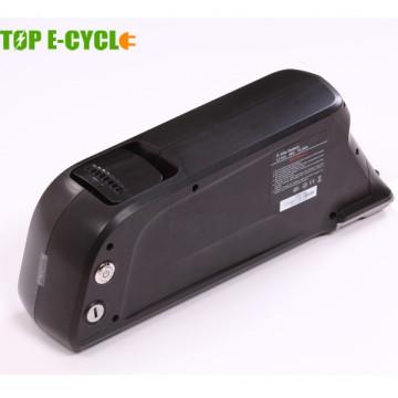 Bateria elétrica do íon do li da garrafa de água da bicicleta de 36v 10ah